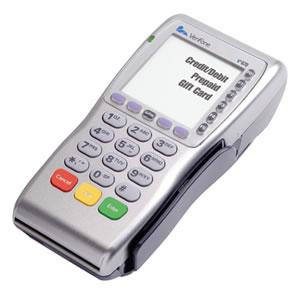 Free Verifone vx670 wireless credit card terminal